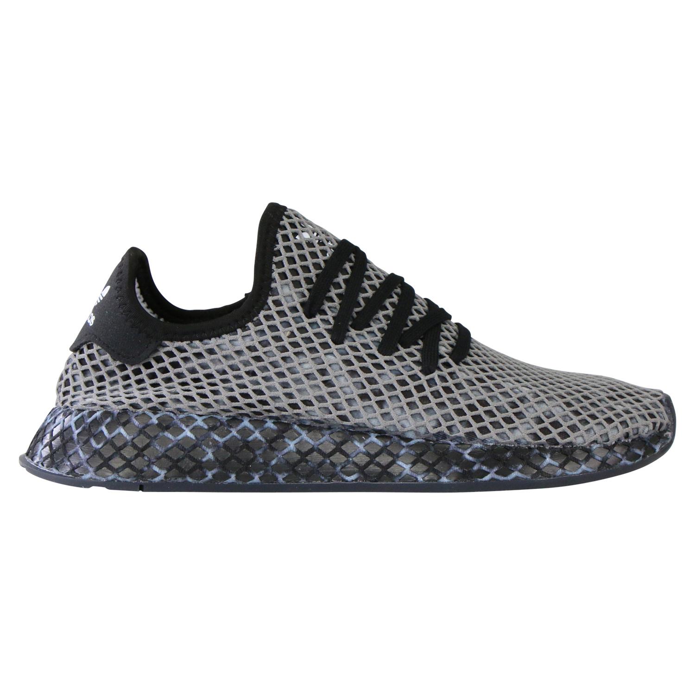 adidas Originals Deerupt Runner Sneaker für Damen Schwarz