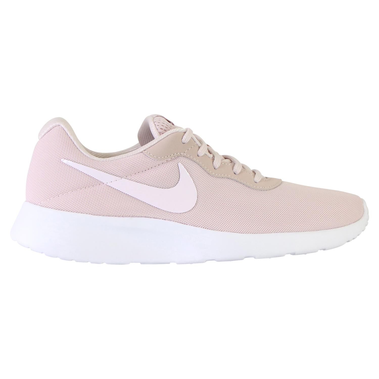 Details zu Nike Tanjun Low Top Sneaker Freizeitschuh Damen Rosa 812655 610
